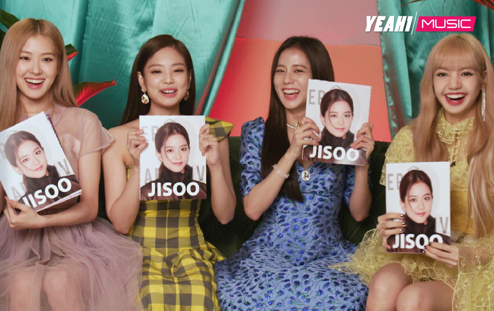 """Khi BLACKPINK """"bóc phốt"""" lẫn nhau: Jisoo là thánh sống ảo, Jennie và Lisa nghiện mua sắm"""