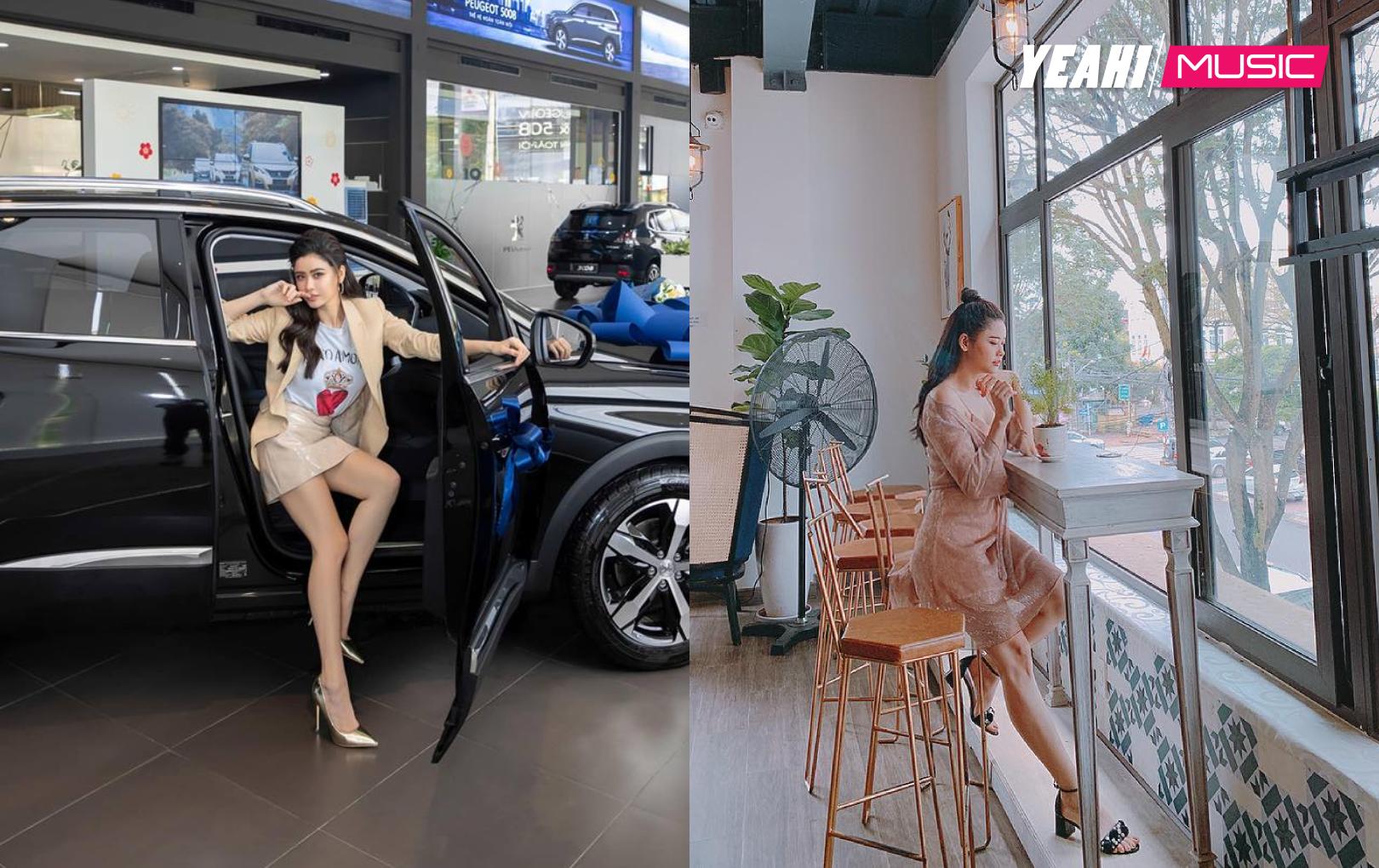 Hậu ly hôn, Trương Quỳnh Anh mua xế hộp, mở công ty, ăn mặc sành điệu và sống cực sang chảnh