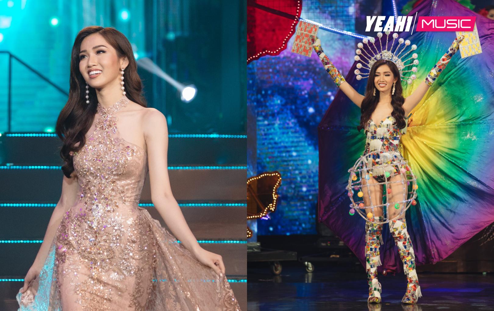 Chung kết Hoa hậu Chuyển giới Quốc tế: Nhật Hà vào top 6, đạt giải phụ Video giới thiệu hay nhất