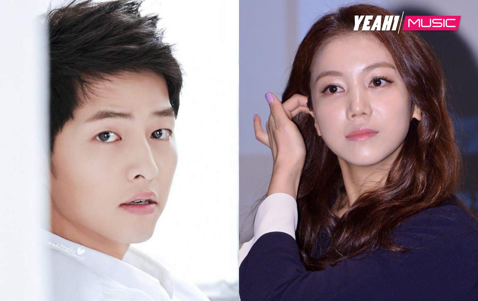 """Netizen lại rộ tin đồn Song Joong Ki hẹn hò """"cô dâu Hà Nội"""" Kim Ok Bin"""