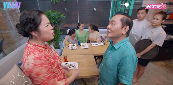 Bố mẹ hai bên lại đại chiến dữ dội, Minh và Nhân chắc không thể thành vợ chồng?
