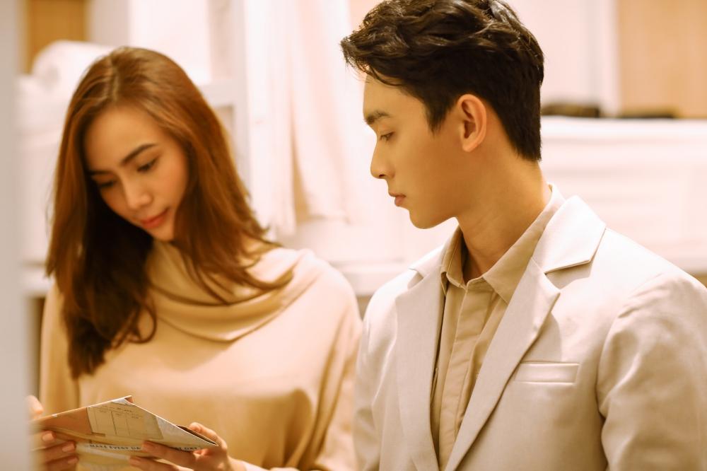Trương Kiều Diễm da diết kể chuyện tình tay 3 đầy day dứt trong MV mới