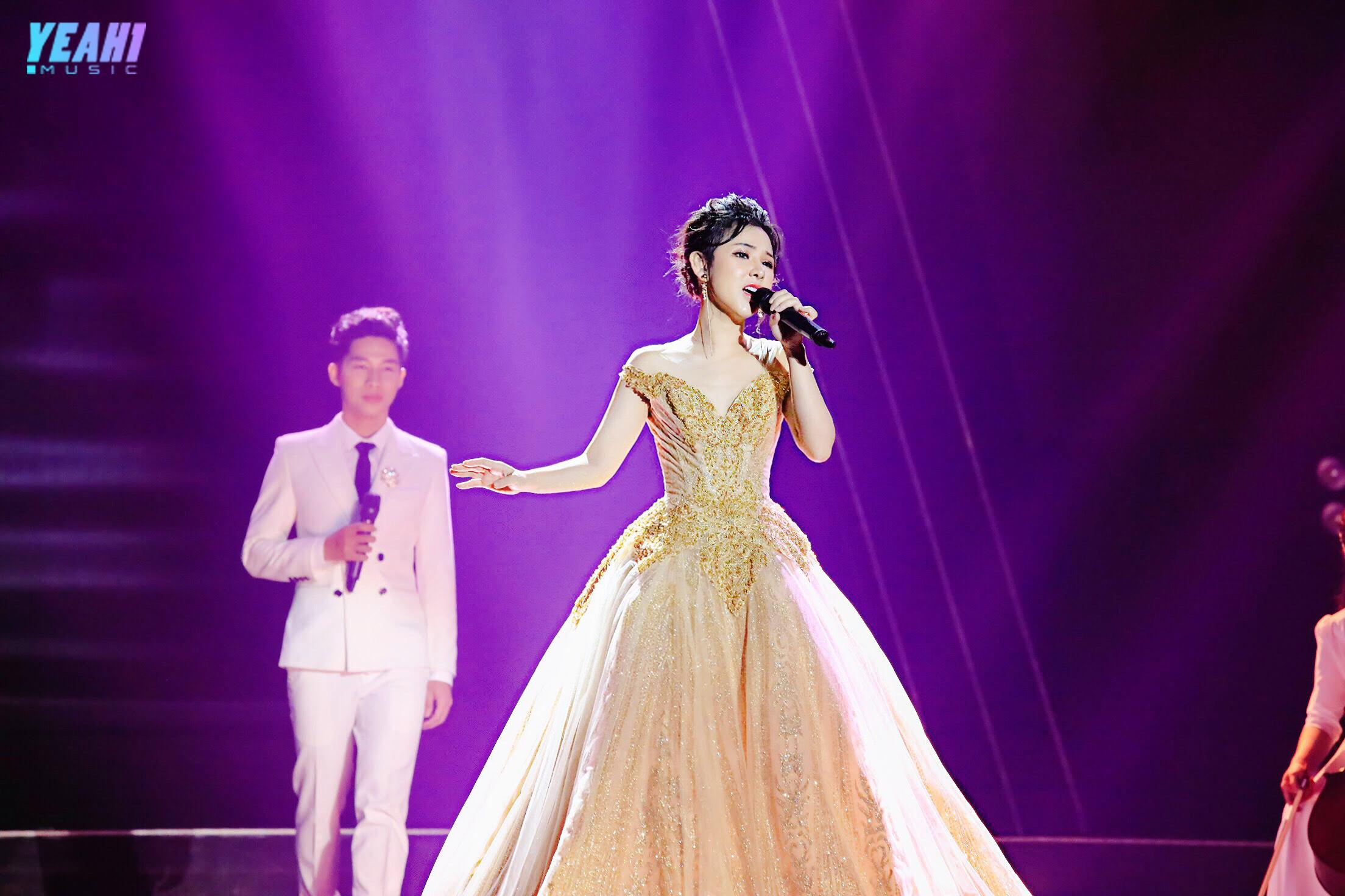 Yến Tatoo trình diễn thăng hoa trên sân khấu Tuyệt Đỉnh Song Ca với hai bản hit đầy ý nghĩa