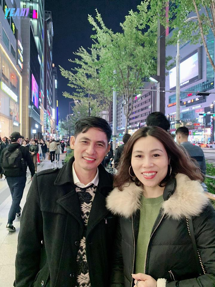 Quên Skytour đi, Sơn Tùng còn đang bận du hí Hàn Quốc với gia đình đây này
