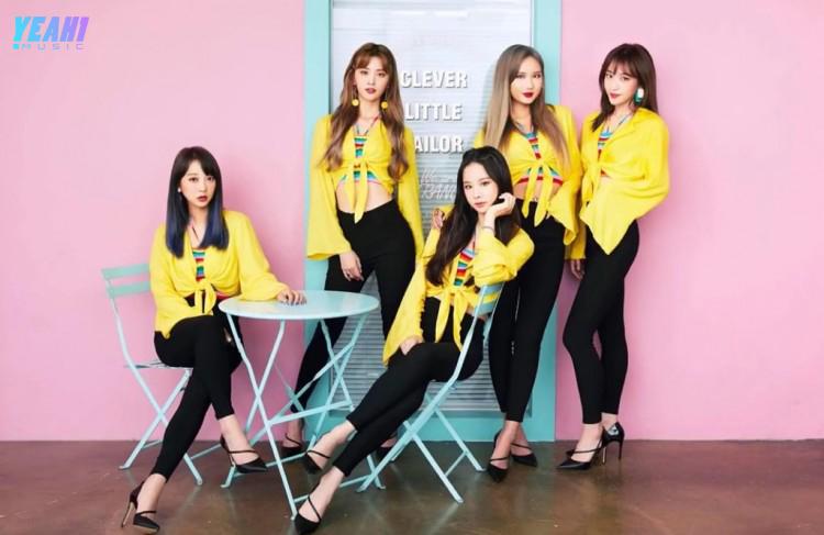 Sau 2 năm đóng băng, EXID trở lại với đội hình 5 thành viên