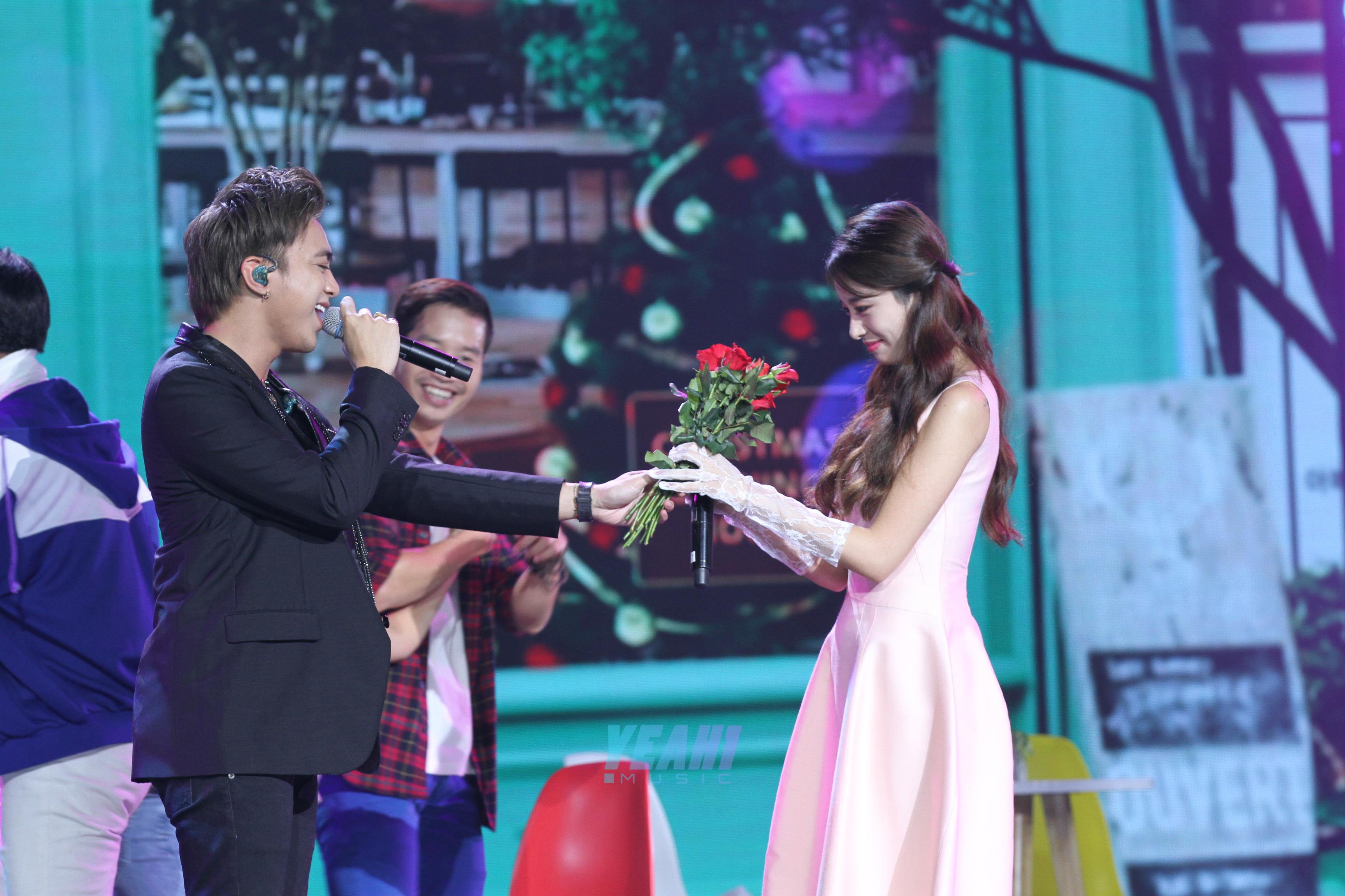 Chờ đợi đã lâu, cuối cùng Jiyeon cũng đã chịu hát tiếng Việt Đẹp nhất là em cùng Soobin Hoàng Sơn