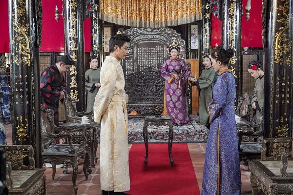Tập 2 'Bí mật Trường Sanh Cung': Hết giết nô tì, Trang Phi thẳng tay với phi tần của Hoàng Thượng?