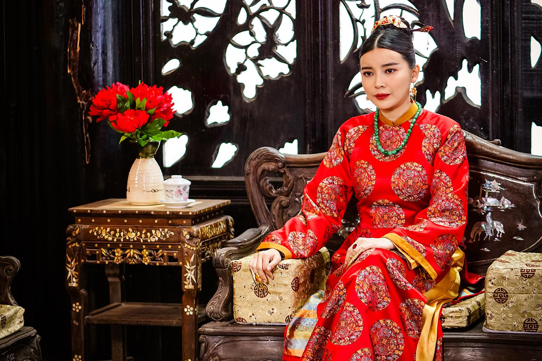 Tập 5 'Bí mật Trường Sanh Cung' – Cao Thái Hà bắt giam nô tì để 'dằn mặt' Tata Thuỵ Anh