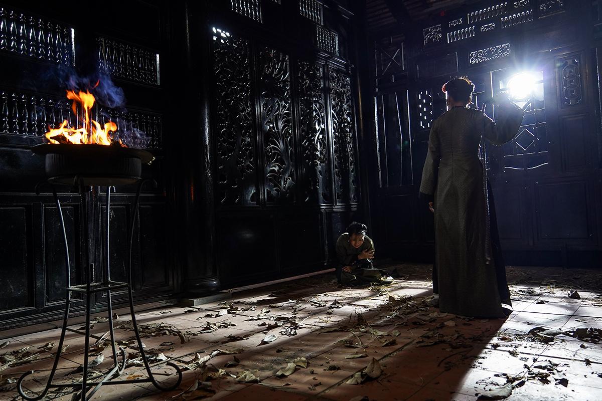 Trang Phi (Cao Thái Hà) ngày càng 'lộ mặt' nguy hiểm trong trailer 'Bí mật Trường Sanh Cung' tập 5