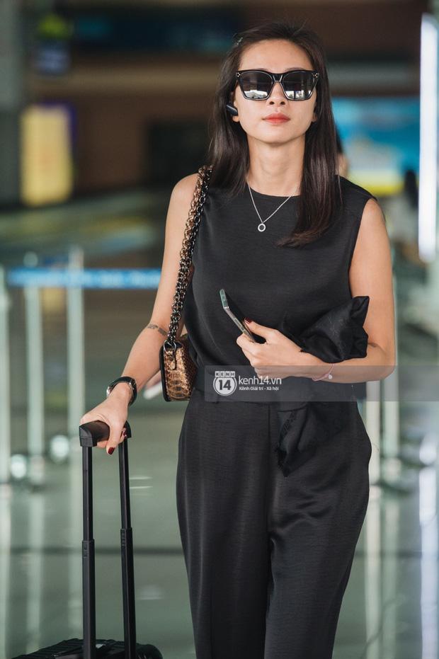 Noo Phước Thịnh điển trai ngời ngợi, Trấn Thành - Hari Won quấn quít tại sân bay trước lễ cưới của Đông Nhi - Ông Cao Thắng