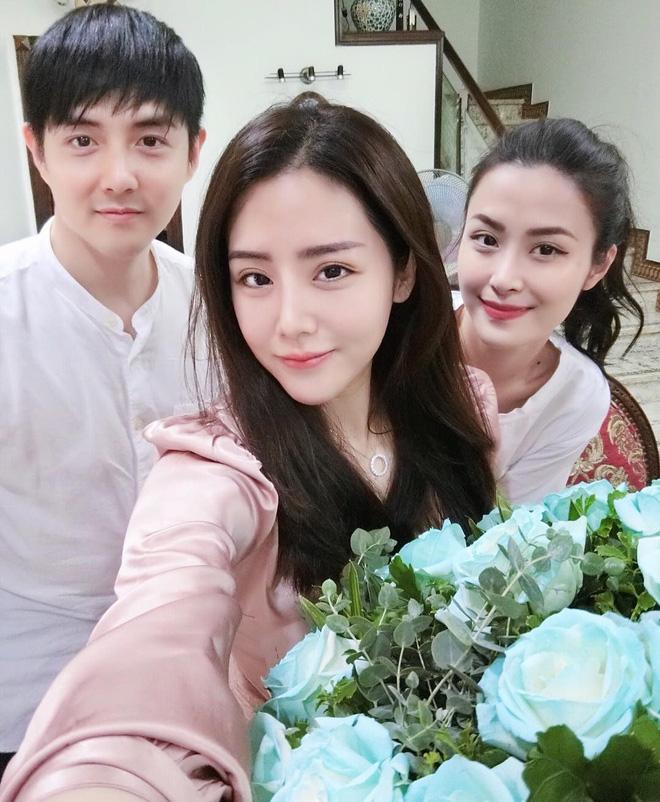 Em gái Ông Cao Thắng bày tỏ tình cảm siêu ngọt ngào với Đông Nhi sau đám cưới cổ tích