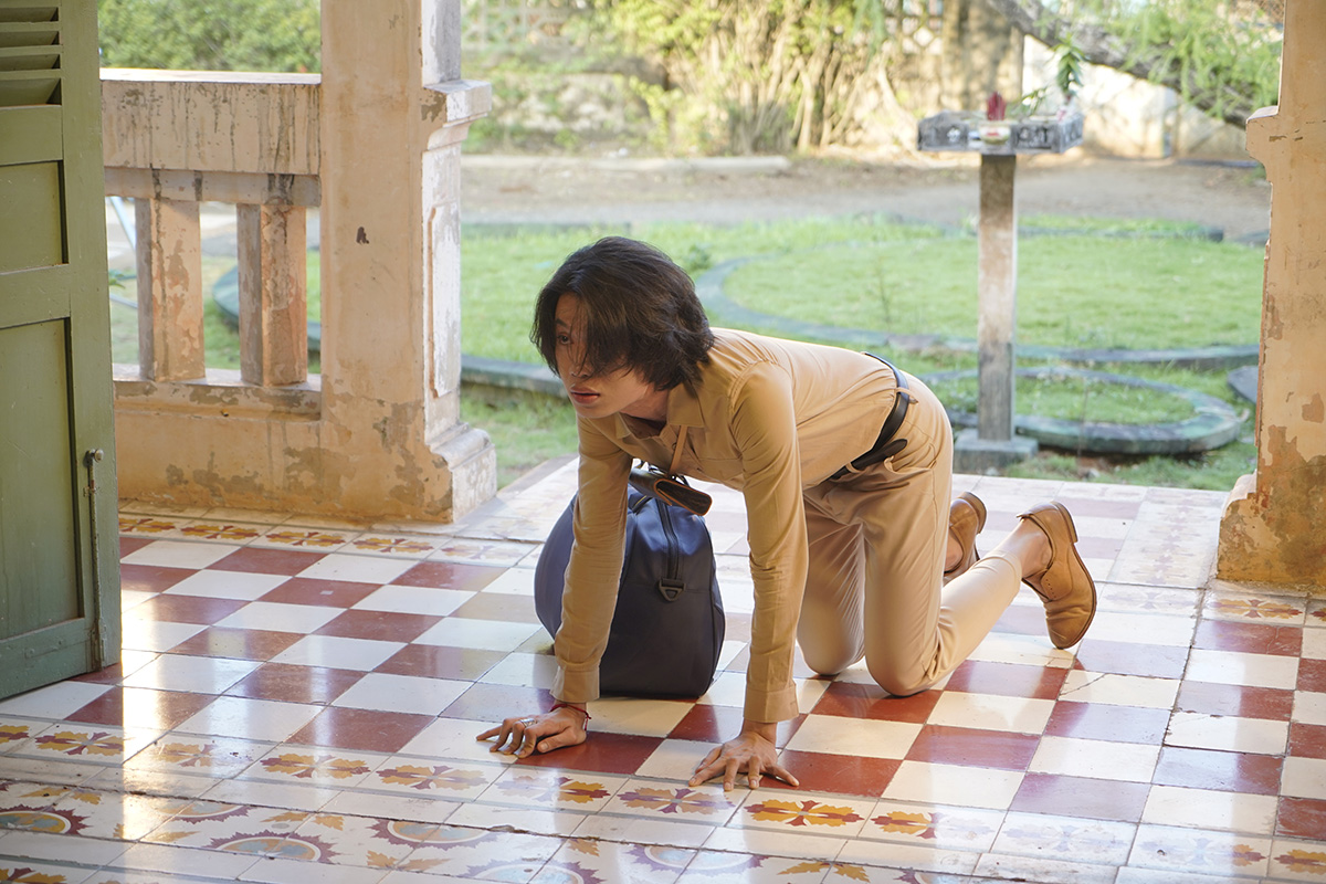 Tập luyện đến 'tét cơ' cho Pháp sư mù, 'Thuỵ Du' Quang Trung hài lòng với những nỗ lực