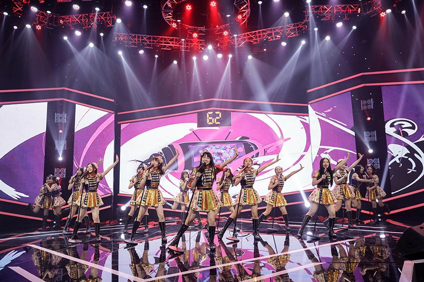 """Nhóm nhạc triệu đô SGO48: """"Ở Việt Nam chúng tôi học hỏi từ sự bền bỉ của đàn chị Mắt Ngọc, Mây Trắng"""""""