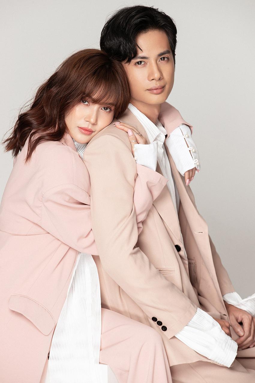 Diện set đồ chuẩn Style Hàn Quốc, Huỳnh Phương – Sĩ Thanh khiến fan hâm mộ phải 'ghen tỵ' vì ngọt ngào