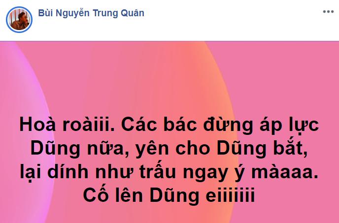 Loạt sao Việt động viên Bùi Tiến Dũng sau sai lầm khiến U22 Việt Nam bị dẫn trước