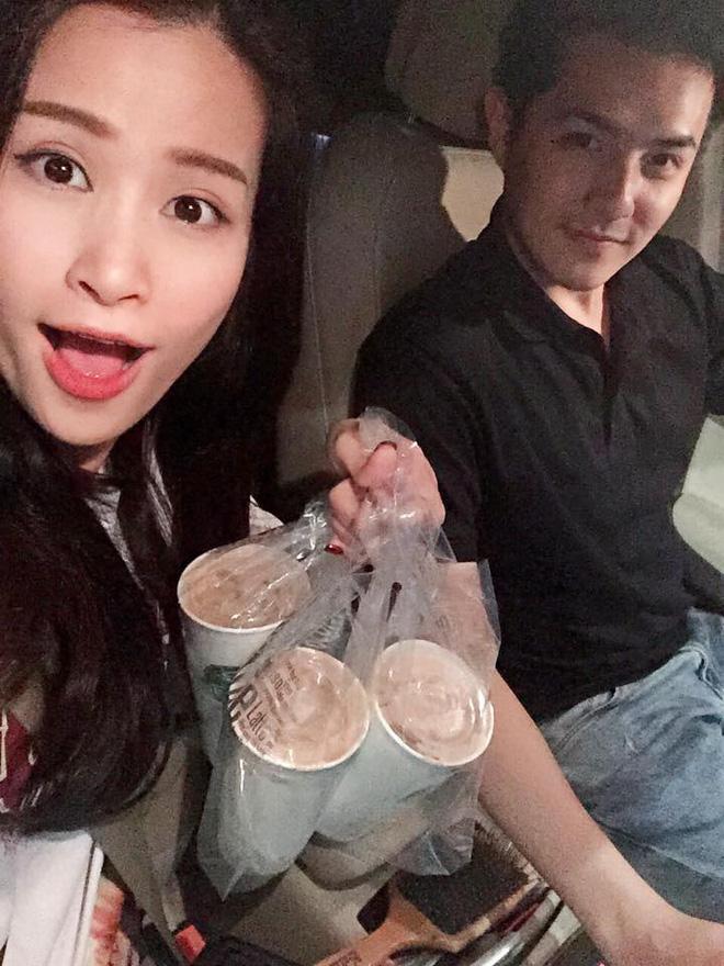 """Cùng là mê trà sữa nhưng trong khi Trường Giang đích thân đi mua cho vợ thì Trấn Thành lại... tranh uống với Hari, đôi Nhi - Thắng còn """"phát cuồng"""""""