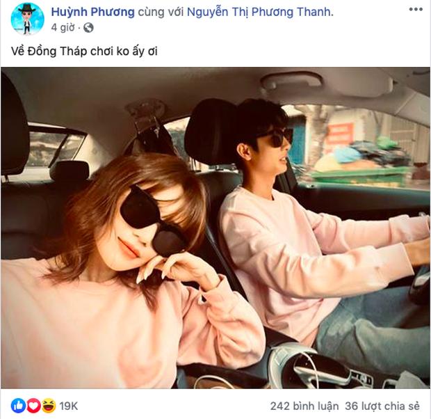 Sĩ Thanh đưa Huỳnh Phương ra mắt gia đình: Đám cưới sắp diễn ra chăng?