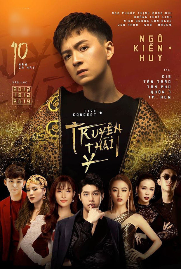 Vừa tung thính về màn thu âm của Jun Phạm và Sam cho special show, Ngô Kiến Huy đã bị tố... mặc kệ khách mời