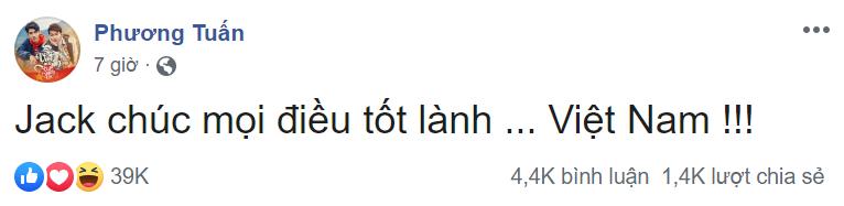 Đông Nhi - Ông Cao Thắng và cả showbiz Việt cổ vũ U22 Việt Nam, háo hức chờ đợi HCV lịch sử