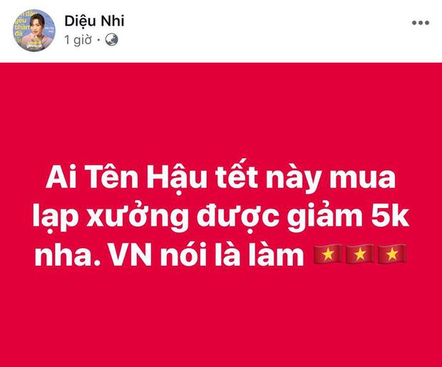 1001 kiểu ăn mừng của sao Việt trước chiến thắng lịch sử của U22 Việt Nam: Mỹ Tâm lái siêu xe, BB Trần lên đồ đi bão