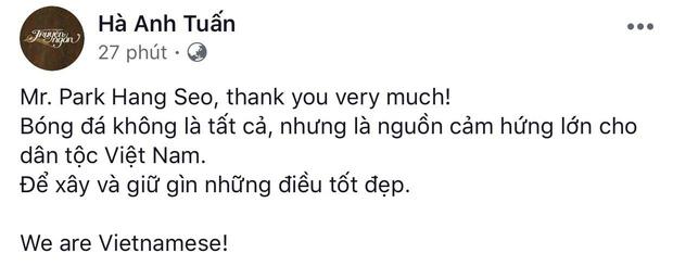 Sao Việt phát cuồng với pha ăn thua đủ cực gắt của thầy Park với trọng tài