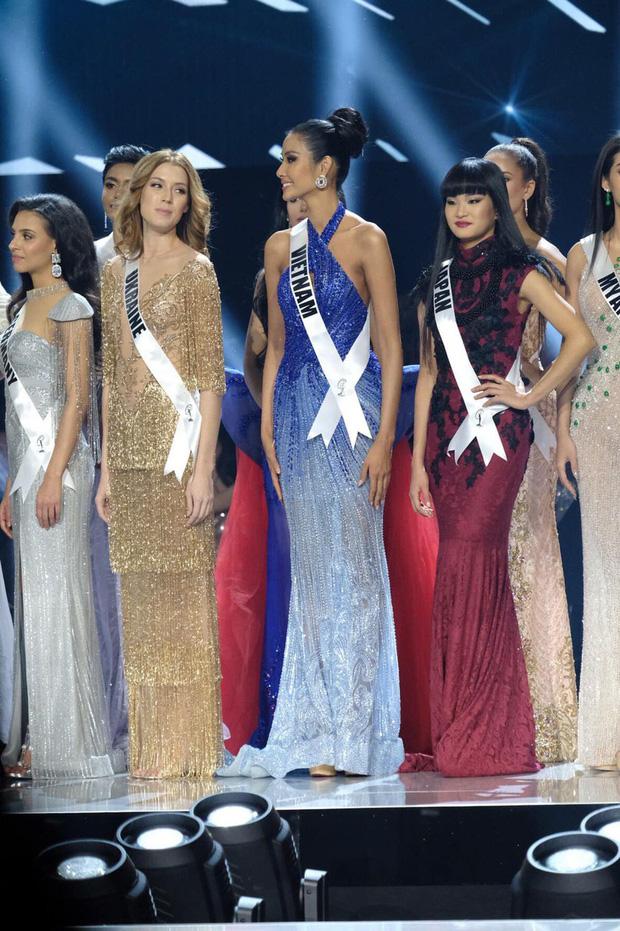 Hoàng Thùy dừng chân trước Top 10 Miss Universe: Tiếc nuối váy dạ hội đẹp đỉnh chưa được trình diễn