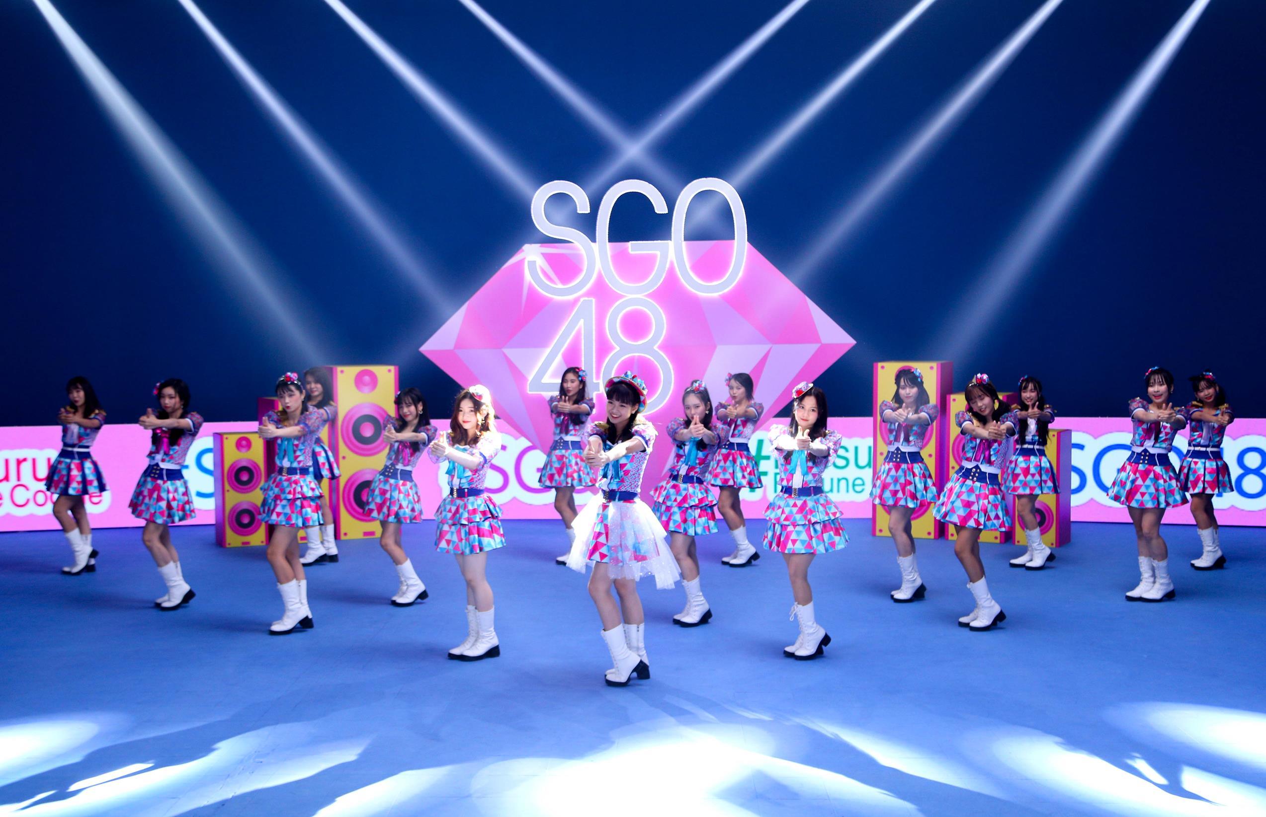 """Nhóm nhạc triệu đô SGO48 tung MV đầy màu sắc với """"vũ điệu cơm nắm"""" chinh phục khán giả Việt"""