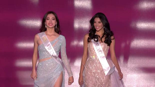 Lương Thùy Linh xuất sắc với màn ứng xử tiếng Anh quá đỉnh tại Miss World 2019