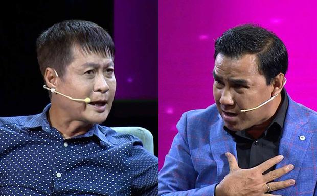 Lê Hoàng tiếp tục gây tranh cãi khi ca ngợi chuyện ngoại tình khiến Quyền Linh khó chịu