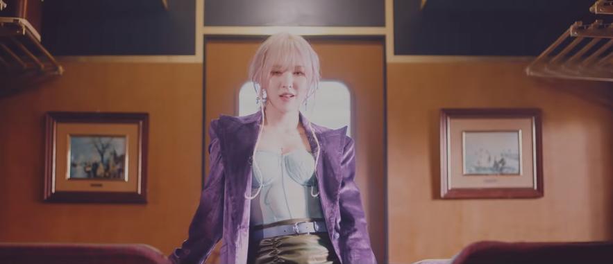 Red Velvet chốt hạ 2019 với MV Psycho: Giai điệu gây nghiện, visual đỉnh cao