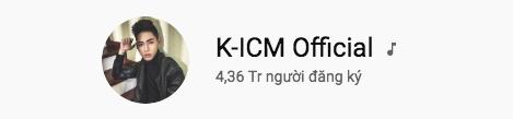 Khuyên fan hủy đăng kí kênh của mình nhưng ViruSs vẫn được subcribe chóng mặt, K-ICM bất lực nhìn trăm nghìn fan ra đi