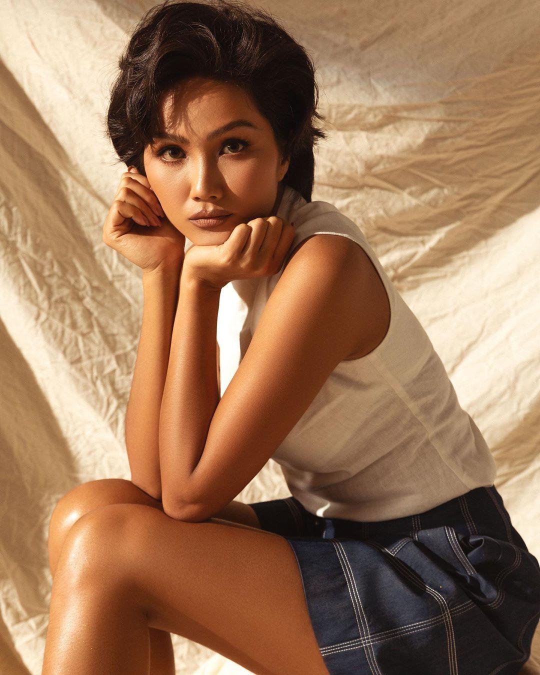 Hương Giang là hoa hậu Việt được theo dõi nhiều nhất trên Instagram