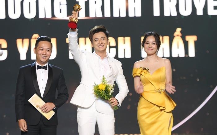 Ngô Kiến Huy là sao Việt duy nhất 3 năm liên tiếp ẵm giải Mai vàng