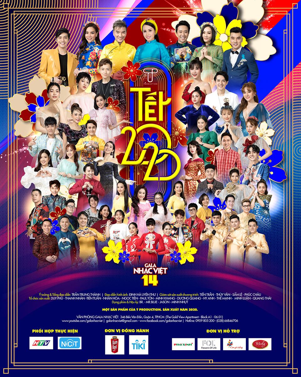 Ngô Kiến Huy - Sam bất ngờ hợp tác mang đến tiết mục đặc biệt trong Gala Nhạc Việt