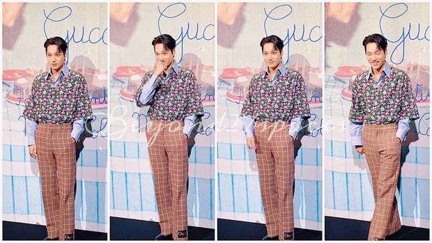 Kai xuất hiện độc lạ tại Gucci nhưng chìm nghỉm giữa backdrop hot trend, fan thấy mà tức!
