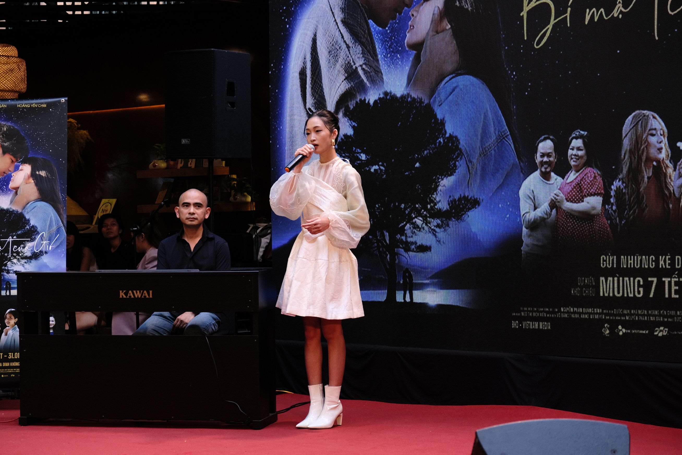 """Nàng thơ Juky San được nhạc sĩ Đức Trí """"chọn mặt gửi vàng"""" hát nhạc phim"""