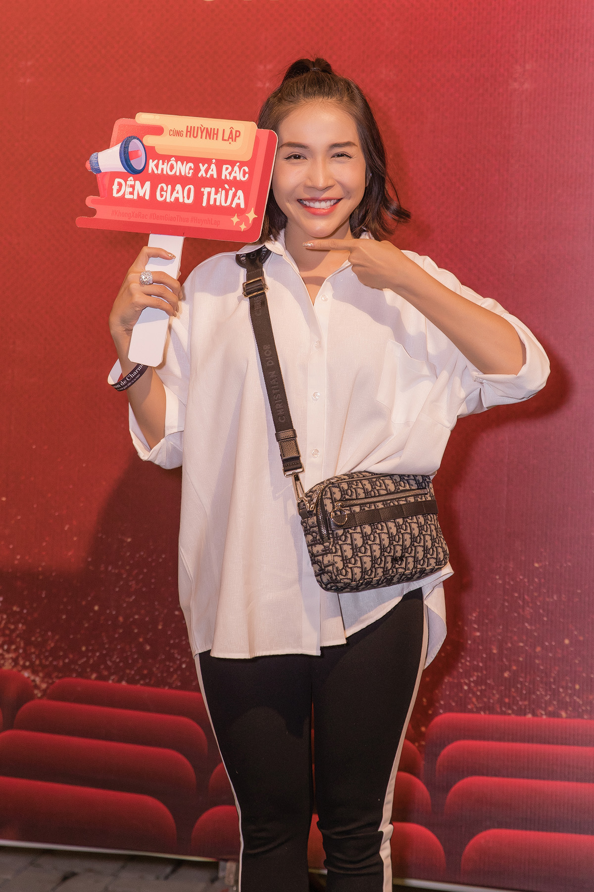 """Đến hẹn lại lên, Huỳnh Lập tiếp tục phát động chiến dịch tâm huyết """"Không xả rác đêm giao thừa"""""""