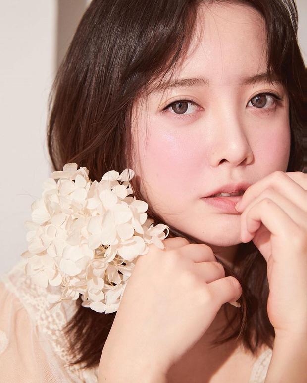Nàng cỏ Goo Hye Sun gây sốt với loạt ảnh Ulzzang một thời khiến fan trầm trồ