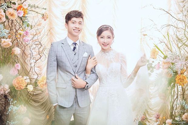 Váy cưới lộng lẫy như công chúa của cô dâu Nhật Linh: 2 bộ giá sương sương gần cả tỷ đồng