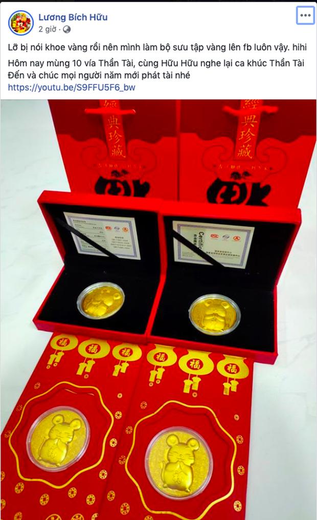 Ngày vía Thần Tài: Quyền Linh, Lương Bích Hữu cùng dàn sao Việt đi mua vàng cầu may