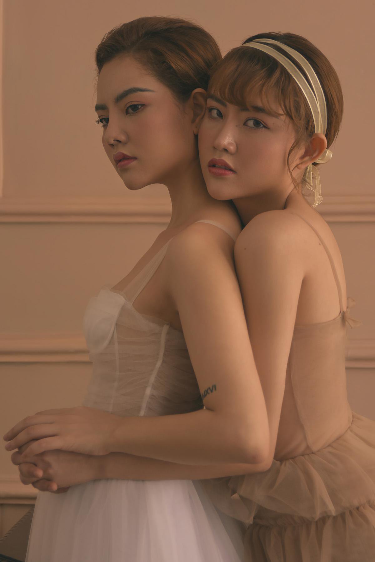 Sau ồn ào gây hấn Nam Em trên thảm đỏ , chị em nhà Gemini da diết trong bản pop ballad lụi tim