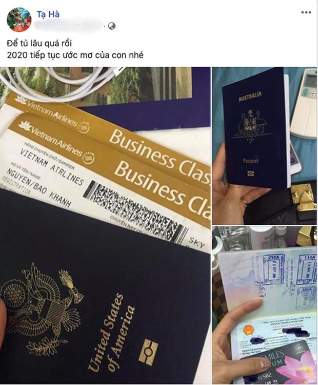 Nghi vấn mẹ nuôi K-ICM mượn hộ chiếu để làm màu chuyện con trai sắp đi du học, bằng chứng có thuyết phục?