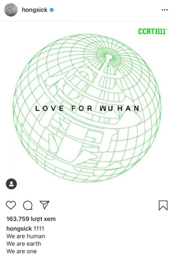Song Hye Kyo và Yoo Ah In bị netizen Hàn ném đá vì thể hiện tình yêu với người dân Vũ Hán giữa dịch bệnh Corona