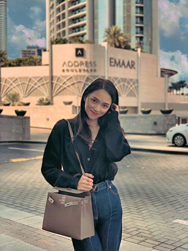 Vượt mặt Nong Poy, Hương Giang chính thức trở thành Hoa hậu chuyển giới hot nhất trên Instagram