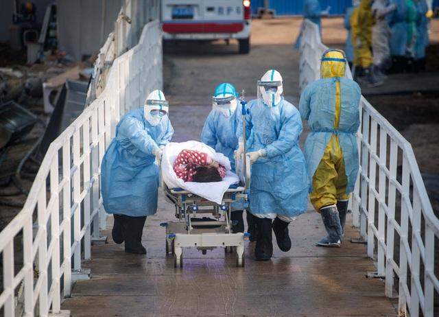Số người tử vong vì virus corona tại Trung Quốc tăng lên 490 ca