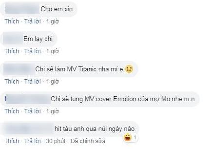 Miss Tàu anh qua núi Hoàng Hạnh đòi quay MV tặng fan sau màn thể hiện thảm họa tại Miss Earth 2019