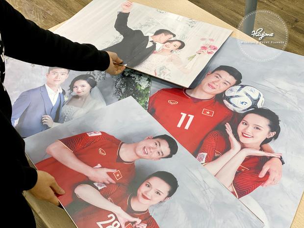 Đám cưới Duy Mạnh - Quỳnh Anh được trang hoàng bởi 500.000 viên pha lê, ảnh cưới theo bộ phim đình đám Hàn Quốc Hạ cánh nơi anh