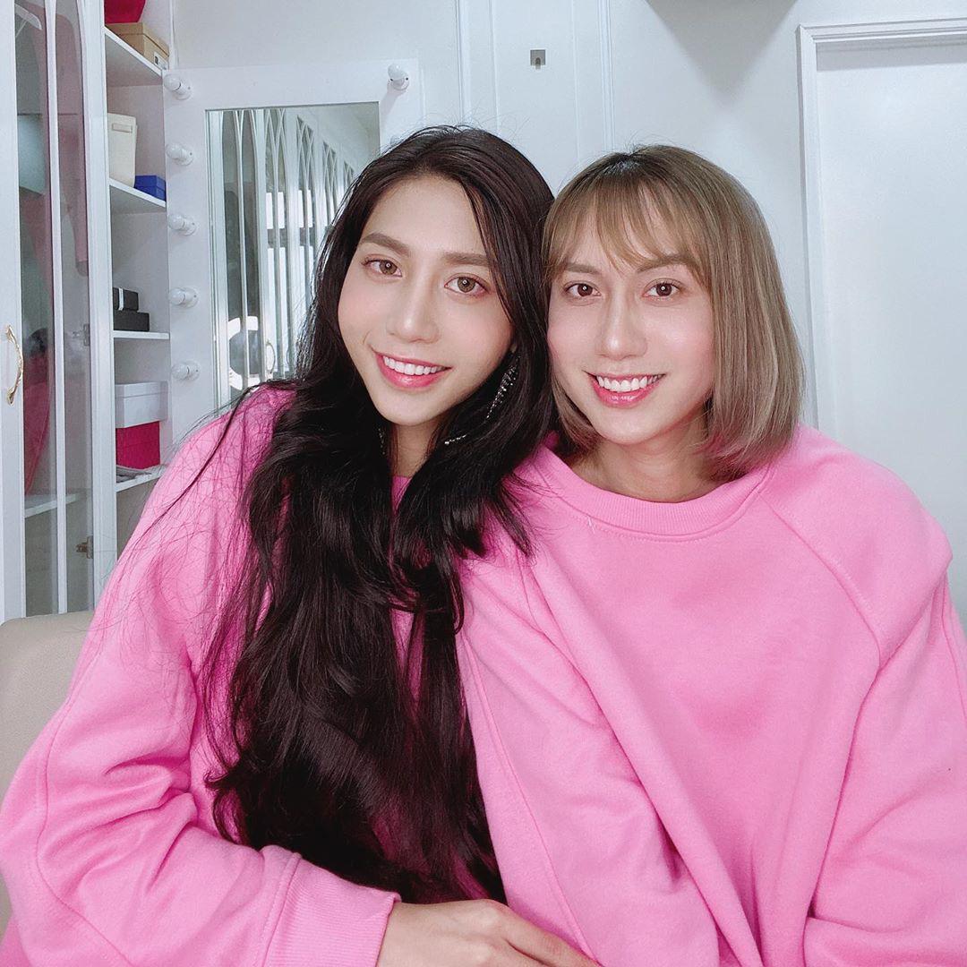 Lynk Lee hội ngộ beauty blogger chuyển giới Shayne Khánh Vân Trần: Giống nhau như chị em sinh đôi