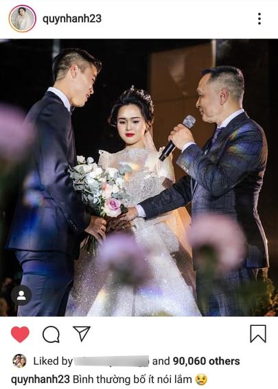 Duy Mạnh - Quỳnh Anh lần đầu lên tiếng sau đám cưới trong mơ