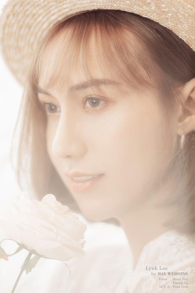 Lynk Lee đăng ảnh mới nữ tính như nàng thơ, tung audio ca khúc viết cho crush cũ